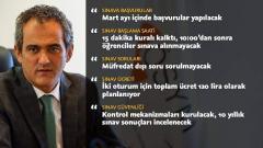 ÖSYM 2018 YKS Sınav Tarihini Açıkladı