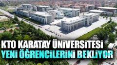 KTO Karatay Üniversitesi'nin Ek Yerleştirme Ücretleri Taban Puanları