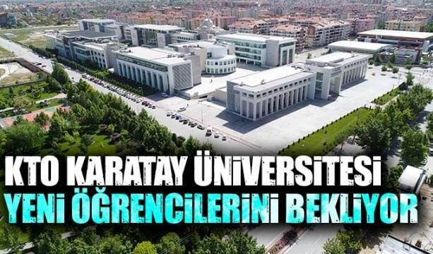 KTO Karatay Üniversitesi 2019-2020 Tanıtım Filmi