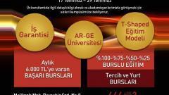 Konya Gıda ve Tarım Üniversitesi Tanıtım Günleri Başladı
