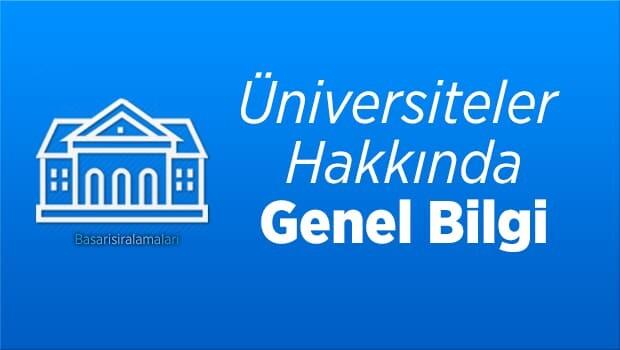 Adana Alparslan Türkeş Bilim ve Teknoloji Üniversitesi Hakkında Bilgi