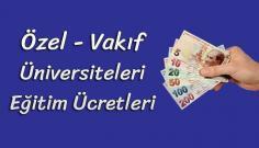Ataşehir Adıgüzel Üniversitesi Eğitim Ücretleri ve Bursları 2019-2020