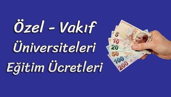 İzmir Ekonomi Üniversitesi Eğitim Ücretleri ve Bursları 2019