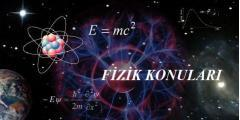 2018 YKS Fizik Konuları ve Soru Dağılımı (ÖSYM-YÖK-MEB)