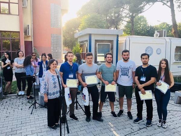 Konya Gıda ve Tarım Üniversitesi Öğrencilerine Ödül