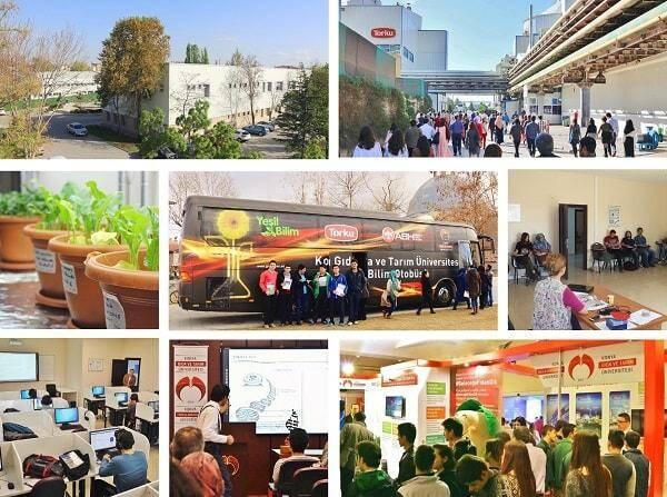 KGTÜ Türkiye'nin En Kapsamlı Burs Paketlerinden Birini Sunuyor