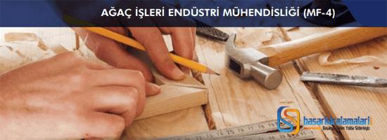 Ağaç İşleri Endüstri Mühendisliği Bölümü Hakkında Bilgi