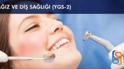 Ağız Diş Sağlığı Bölümü Hakkında Bilgi