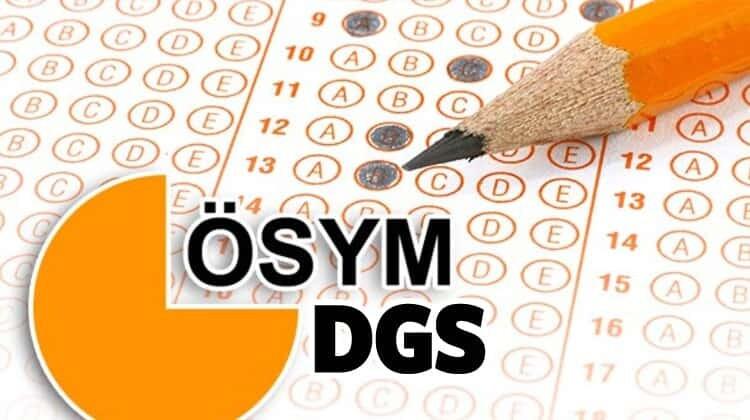 2018 DGS sınav giriş yerleri açıklandı