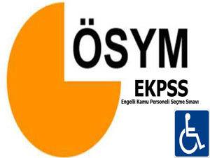 EKPSS kurası 15 Mayıs da yapılacak