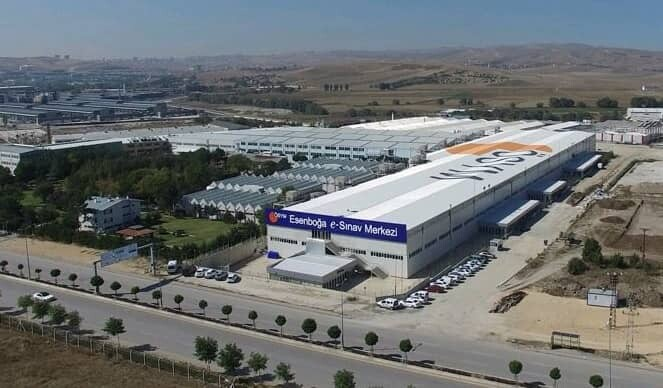 ÖSYM'den Yeni 5.000 Kapasitili e- Sınav Merkezi Açıldı