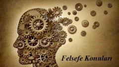 2022 TYT Felsefe Konuları ve Soru Dağılımı(ÖSYM-YÖK-MEB)
