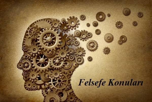 2019 TYT Felsefe Konuları ve Soru Dağılımı(ÖSYM-YÖK-MEB)
