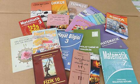 2013-2014 İlkokul,Ortaokul ve Lise Ders Kitapları (pdf) İndir