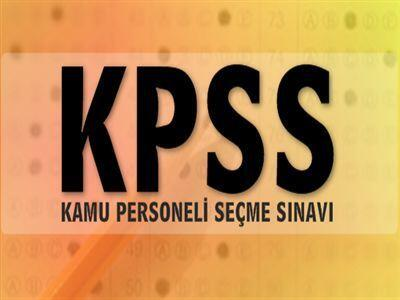 KPSS başvuruları bugün başlıyor