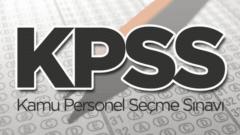 2022 KPSS Önlisans Konuları ve Soru Dağılımı ÖSYM