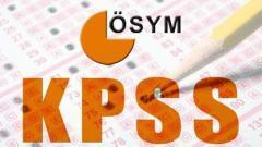 2022 KPSS Lisans Konuları ve Soru Dağılımı ÖSYM
