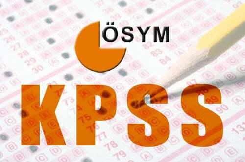 2018 KPSS başvuruları başladı