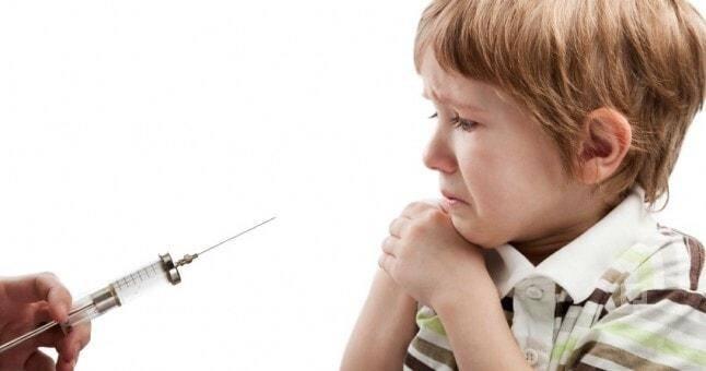 Çocuklarda İğne, Aşı Korkusu Nasıl Yenilir