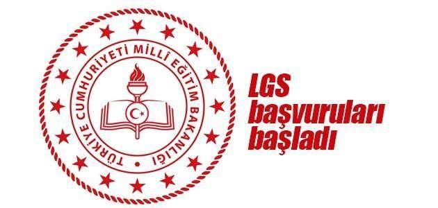 2019 LGS başvuruları başladı