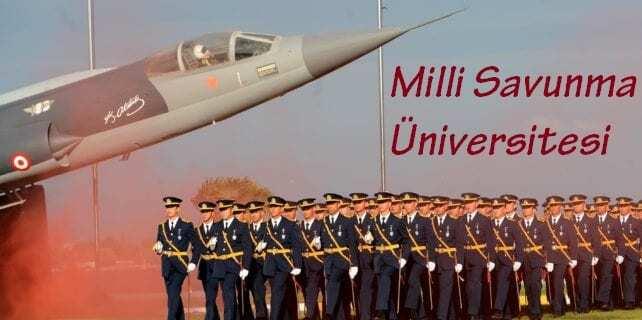 Milli Savunma Üniversitesi Hakkında Herşey