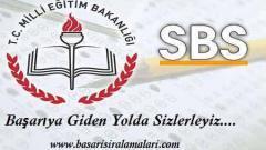 MEB 2013 SBS Yedek Sıra Takip Sayfası