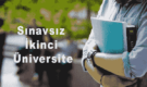 Sınavsız İkinci Üniversite Başvuru Şartları Koşulları 2017 2018