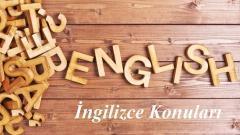 2020 LGS İngilizce Konuları ve Soru Dağılımı