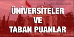 Zonguldak Üniversiteleri ve Taban Puanları