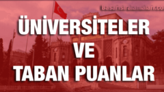 Muğla Üniversiteleri ve Taban Puanları