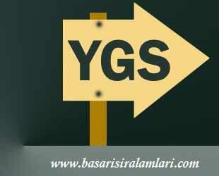 YGS'ye girecekler dikkat!